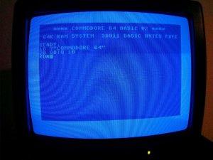 Il mio primo programma su Commodore 64